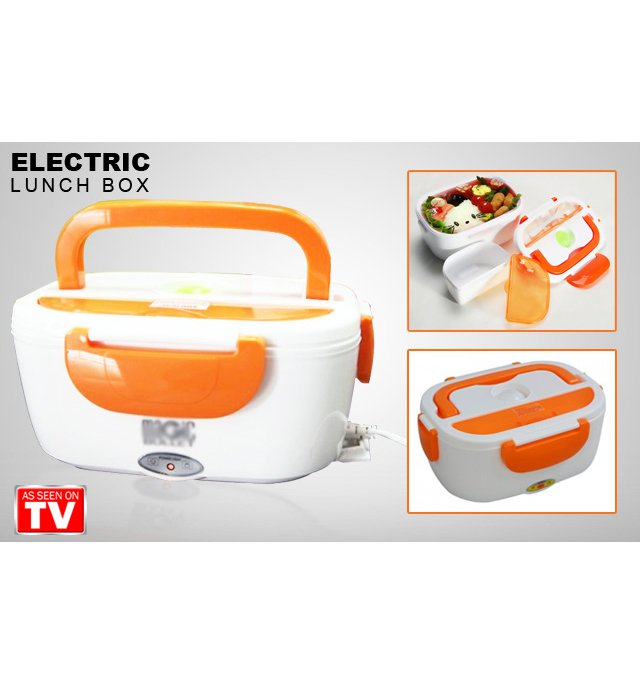 Electric Heating Lunch Box Price in Pakistan