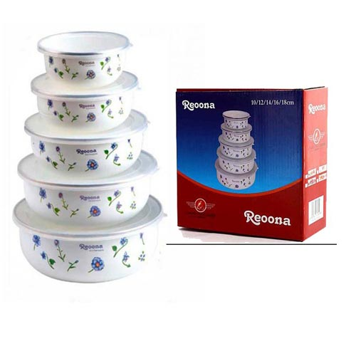 Kitchen Pot Set 5 PCS Price in Pakistan