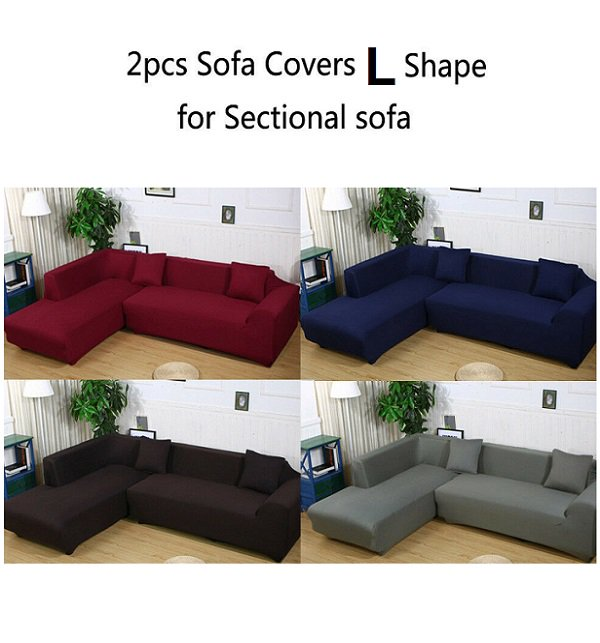 L SHAPE 6 Seater SOFA COVER (3+3 Seater) Price in Pakistan