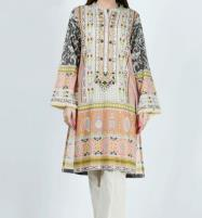3 Piece Unstitched Embroidered Lawn Suit WIth Lawn Dupptta UnStitched (DRL-639) Price in Pakistan