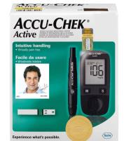 Accucheck Active (NO CODE CHIP) Price in Pakistan