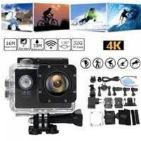 Action Sports Camera WiFi 4K Price in Pakistan