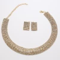 Artificial Choker Necklace Set For Ladies - (PS-137) Price in Pakistan