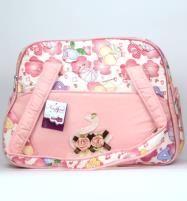 Baby Bag For Diaper & Accessories - Pink (HB-101) Price in Pakistan