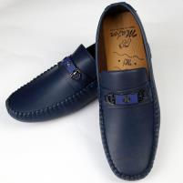 Blue Casual Loafer For Men (Size 7 to 10) (41 to 44)  (MS-16) Price in Pakistan