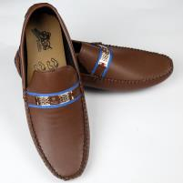Brown Mens Casual Loafers Shoes (Size 7 to 10) (41 to 44)  (MS-12) Price in Pakistan