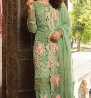 Chiffon Embroidered Dress 2019 2020 With Chiffon Dupatta (Unstitched) (CHI-303) Price in Pakistan
