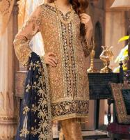 Chiffon Embroidery Suit With Chiffon Embroidery Duppata (CHI-277) (Unstitched) Price in Pakistan