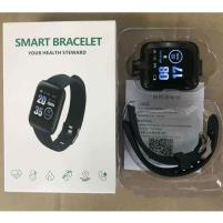 D13 Smart Watches 116Plus Heart Rate Watch Smart Wristband Sports Watches Smart Band Waterproof Smartwatch Andriod Price in Pakistan