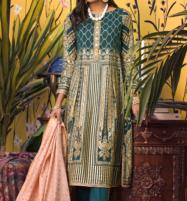 Banarsi Lawn Printed Collection 3 Pec Suit BY Z.S Textile (RBP-07) (Unstitched) Price in Pakistan