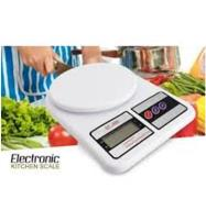 MEGA SALE Electronic Digital Kitchen Scale SF-400, 7Kg x 1g Capacity Price in Pakistan