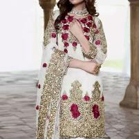 Embroidered Chiffon Dress (CHI-57) Price in Pakistan