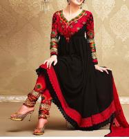 Embroidered Unstiched Chiffon Dress (CHI-62) Price in Pakistan