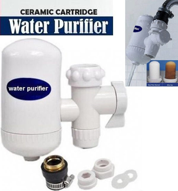 Environment - Friendly Instant Water Purifier For Home & Office Price in Pakistan