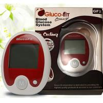 Gluco Fit Blood Glucose Monitor With 10 Test Strips Price in Pakistan