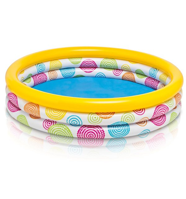 Intex Color Wave Three-Ring Wild Geometry Pool (43) Price in Pakistan