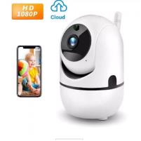 Ip Wireless 3D Tracking Mini Camera Y4Cza 2Mp Hd 1080P White Price in Pakistan