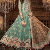 Khadder Embroidered Suit With Khadder Dupatta & Printed Trouser (Unstitched) (KD-94) Price in Pakistan