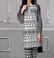 Beauitiful Embroidered Lawn 2 Pec Suit Embroidered Shirt & Trouser (DRL-390) Price in Pakistan