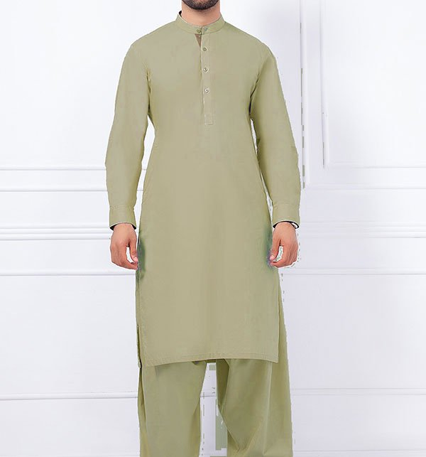 Latha Cotton Unstitched Suit For Men (MSK-57) Price in Pakistan