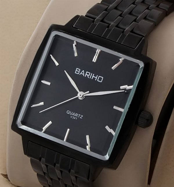 Mens Bariho Square Dial Watch (CW-72) Price in Pakistan