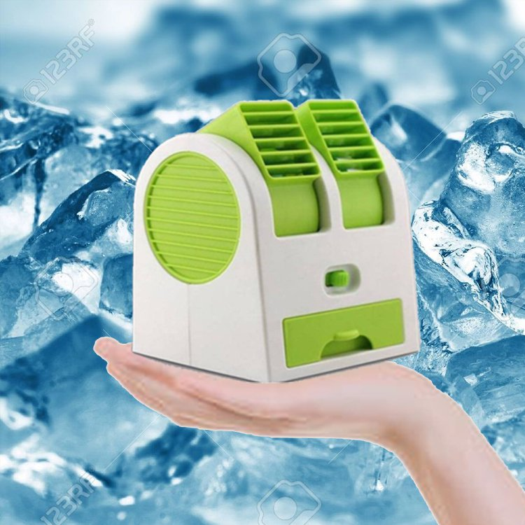 Mini Air Cooler Table Fan Price in Pakistan