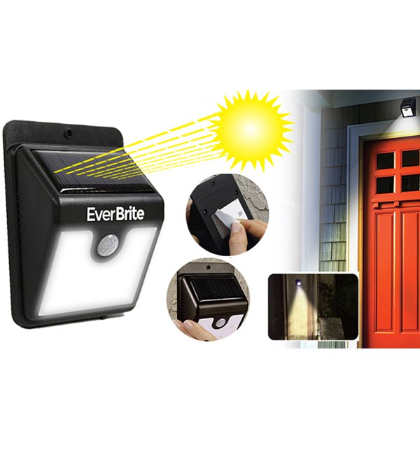 Motion Sensor Activated LED Solar Light Price in Pakistan