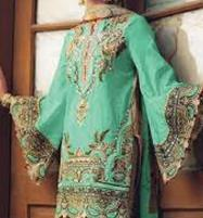 Neck Embroidered Lawn Dress With Chiffon Dupatta (DRL-413) (Unstitched) Price in Pakistan