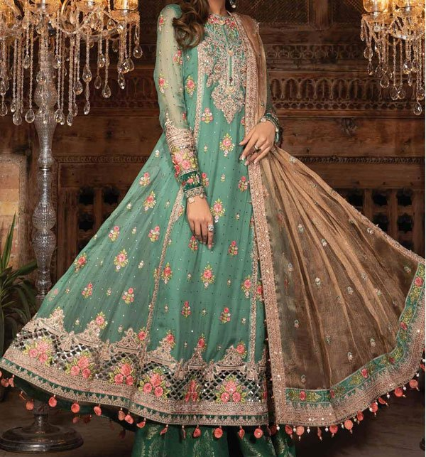 Linen Embroidered Suit With Linen Dupatta & Printed Trouser (Unstitched) (LN-59) Price in Pakistan