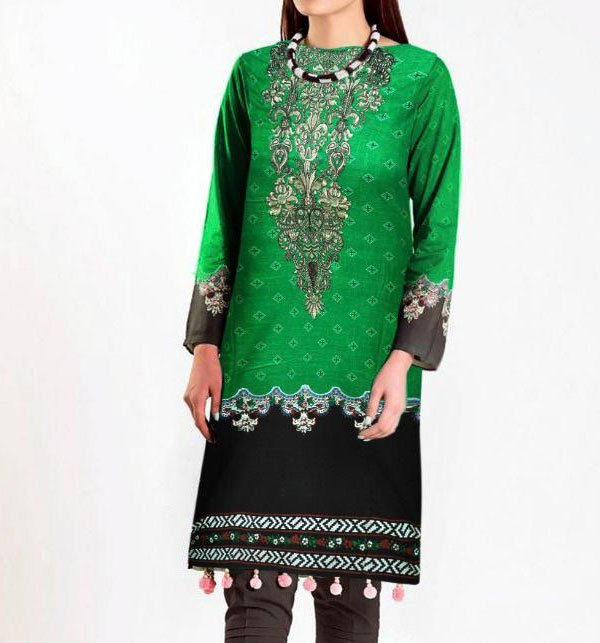 Linen Embroidered Suits With Wool Shawl Unstitched (LN-81) Price in Pakistan