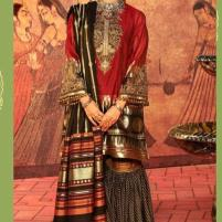 New Embroidered Lawn Suits with Chiffon Dupatta & Embroidered Trouser(DRL-456) (Unstitched) Price in Pakistan