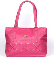 Pink Stylish Shoulder Handbags For Ladies 2020 (HB-109) Price in Pakistan