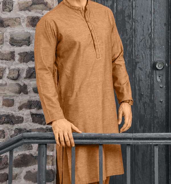 Original Shambay Soft Cotton Mens Shalwar kameez design 2019 (MSK-62) (Unstitched) Price in Pakistan