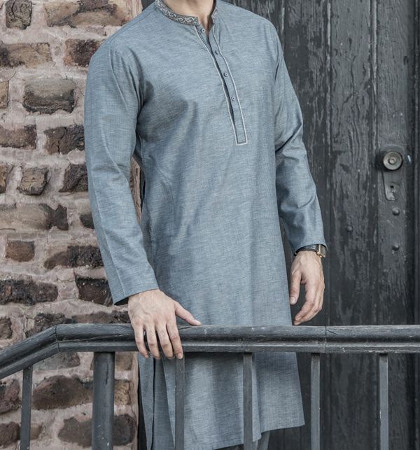 Original Shambay Soft Cotton Shalwar kameez (MSK-64) (Unstitched) Price in Pakistan