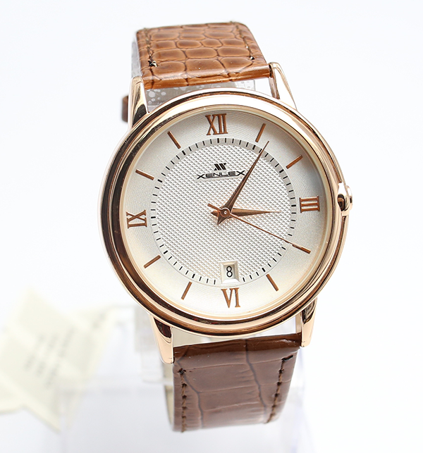 Original Xenlex Latest Design Leather Straps (CW-106) Price in Pakistan