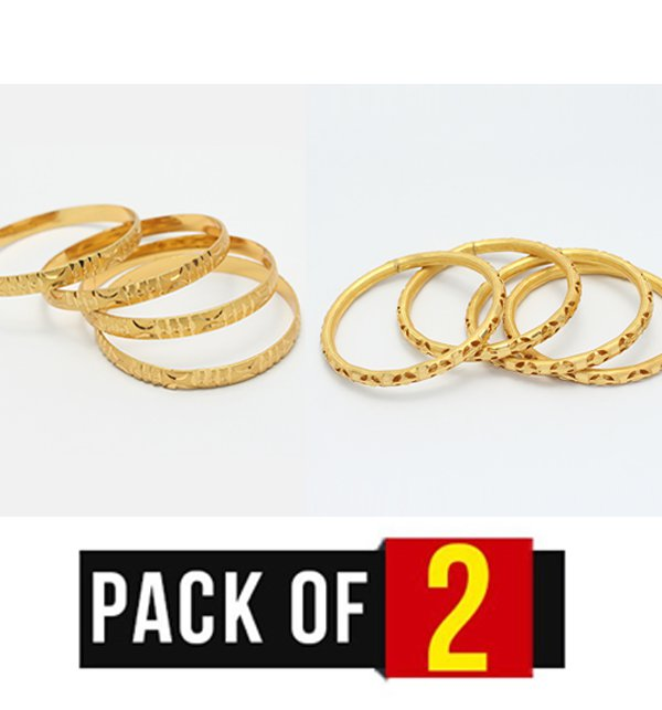 Pack of 2 - Bangles Set (BH-28) & (BH-29) Price in Pakistan