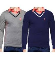 Pack of 2 Full Sleeves Sweater Price in Pakistan