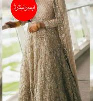 Designer Heavy Embroidered Chiffon Dress (CHI-280) Price in Pakistan