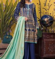 Banarsi Lawn Printed Collection 3 Pec Suit BY Z.S Textile (RBP-09) (Unstitched) Price in Pakistan