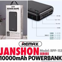 Remax Original Powerbank (10000 MAH) JANSHON RPP-153  Price in Pakistan