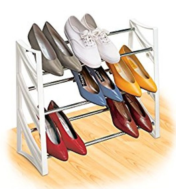 Shoe Rack for Upto 9 Pair of Shoes Price in Pakistan