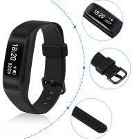 M4 Smart Bracelet Android 4.4 IOS above 8.5 Price in Pakistan