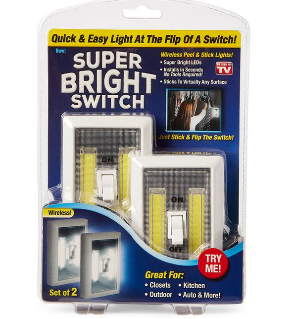 Super Bright Switch Price in Pakistan
