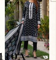 VS Classic LAWN Suit With Printed Lawn Dupatta VOL-1 (110-A) Price in Pakistan