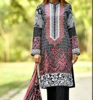 Winter Khaddar Embroidery Dress 2019 2020 With Wool Dupatta (KD-67) (UnStitched) Price in Pakistan
