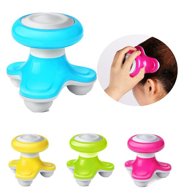 Electric Hand Body Massager