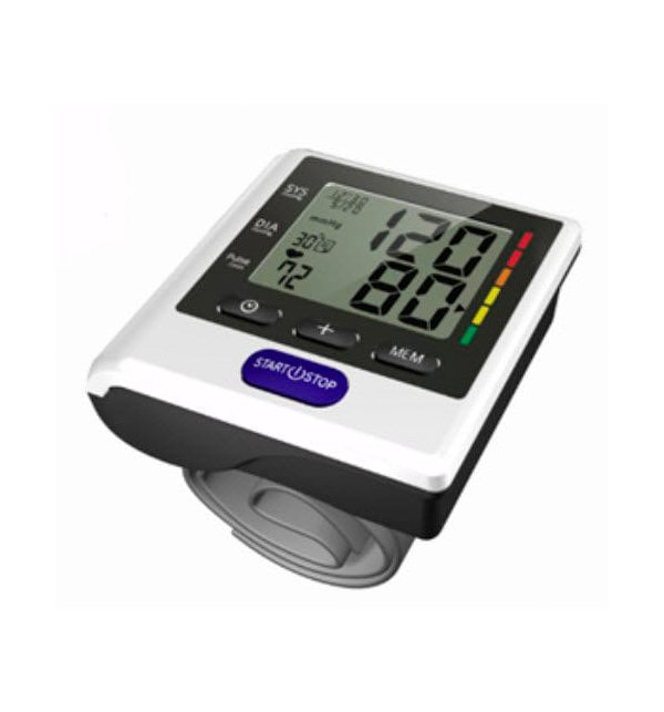 (MEGA SALE) Automatic Wrist Blood Pressure Monitor