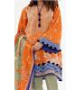 (SALE) Embroidered Lawn Suit With Chiffon Dupatta (DRL-324) (Unstitched)