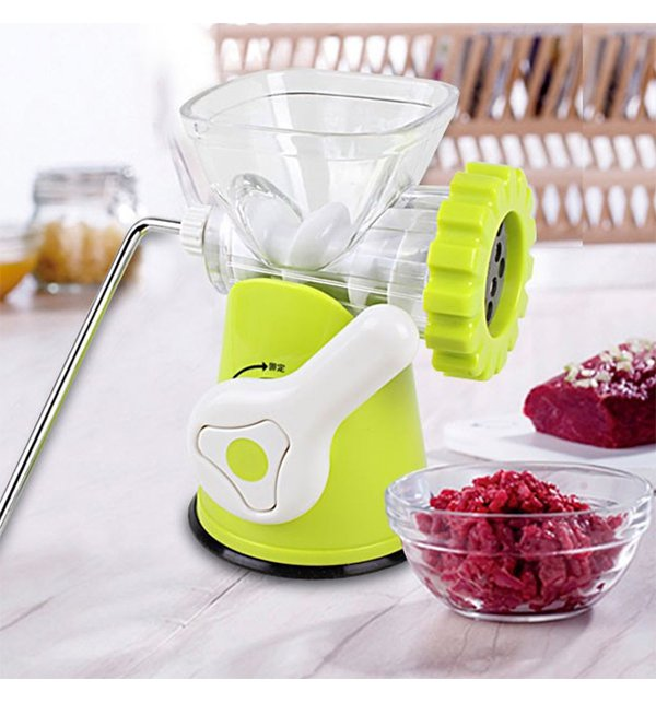 Multifunction Manual Meat Mincer, Chopping Machine, Meat Grinder