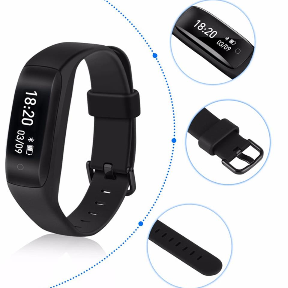 M4 Smart Bracelet Android 4.4 IOS above 8.5